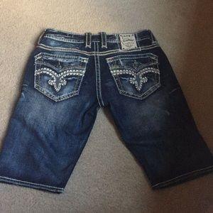 Rock Revival Shorts size 34